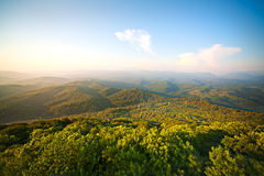 Beautiful mountain landscape Royalty Free Stock Photography