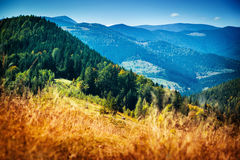 Beautiful mountain landscape Royalty Free Stock Photography