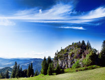Beautiful Mountain Landscape Royalty Free Stock Image