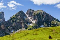 Beautiful mountain landscape - Dolomites, Italy Stock Photo