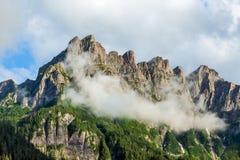Beautiful mountain landscape - Dolomites, Italy Royalty Free Stock Images