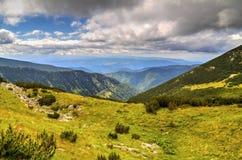 Beautiful mountain landscape Royalty Free Stock Image