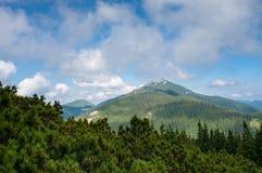 Beautiful mountain landscape. Stock Photography