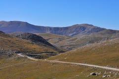 Beautiful mountain landscape Stock Photos