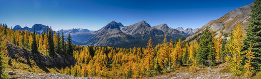 Beautiful mountain landscapes in Autumn Stock Photos
