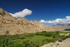 Beautiful mountain near Mulbekh Monasery,Zanskar,Ladakh,Northern Stock Photos