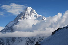 Beautiful mountain (Pakistan) Stock Images