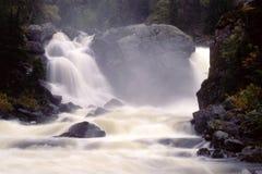 Beautiful mountain river Royalty Free Stock Photos