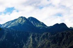 The beautiful mountain at SAPA VIETNAM Royalty Free Stock Images