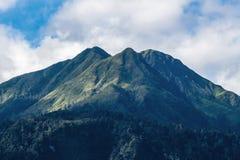 The beautiful mountain at SAPA VIETNAM Stock Photography