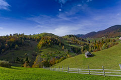 Beautiful mountain scenery Royalty Free Stock Image