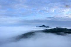 Beautiful mountain scenery Royalty Free Stock Photography