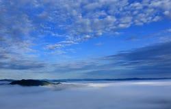 Beautiful mountain scenery Stock Image