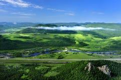 Beautiful mountain scenery Royalty Free Stock Photos