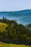 Beautiful mountain scenery Stock Photography