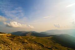 Beautiful mountain scenery Stock Photos