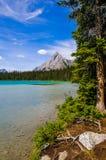 Beautiful mountain summer hiking views Royalty Free Stock Image