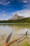 Beautiful mountain summer hiking views Royalty Free Stock Photography