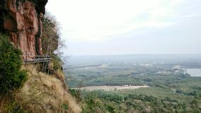 Beautiful mountain view. Stock Photos