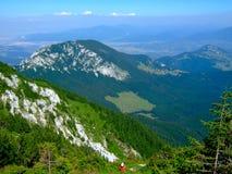 Beautiful mountain view Royalty Free Stock Image