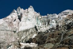Beautiful Mountains. Altay Royalty Free Stock Photos