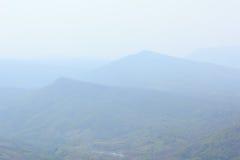 Beautiful mountains Stock Image