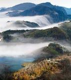 Beautiful mountains landscape Stock Image