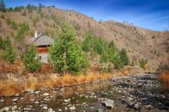 Beautiful mountains landscape Stock Photo