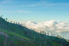 Beautiful mountains landscape Stock Photography