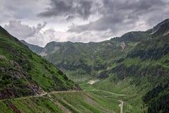 Beautiful Mountains Landscape In Carpathian Stock Image
