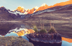 Cordillera Royalty Free Stock Image