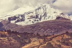 Cordillera Royalty Free Stock Images