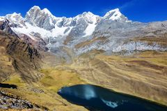 Cordillera royalty free stock image