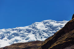 Cordillera Royalty Free Stock Photography