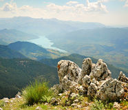 Beautiful mountains Royalty Free Stock Images