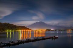 Beautiful mt. Fuji Royalty Free Stock Photo