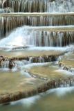 Beautiful Multi-layered Waterfall Royalty Free Stock Photo