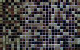 Beautiful multicolored mosaic texture mosaic, background, texture stock photo