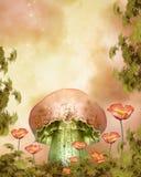 Beautiful mushroom Royalty Free Stock Photography