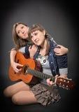 Beautiful music Stock Photos