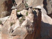 Beautiful and mysterious Cappadocia Royalty Free Stock Photo