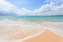 Beautiful Nai Yang Beach, Phuket, Thailand Royalty Free Stock Photos