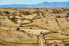 Beautiful landscape in central Sardinia, Italy. Beautiful natural landscape in central Sardinia, Italy Royalty Free Stock Photos