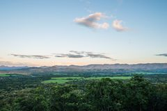 Beautiful natural landscape stock images