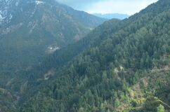 Beautiful Natural Location Dharamshal Himachal Pradesh India
