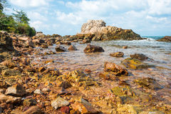 Beautiful natural sea scape Royalty Free Stock Photo