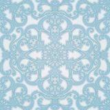 Beautiful natural seamless geometric tile design stock illustration