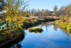 Beautiful nature, autumn Stock Photography