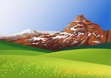 Beautiful nature background Stock Image