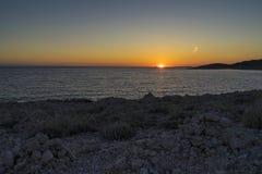 Beautiful nature and landscape photo of coast at Adriatic Sea in Croatia. Beautiful nature and landscape photo of coast at Adriatic Sea in Razanj Croatia.  Nice stock photography